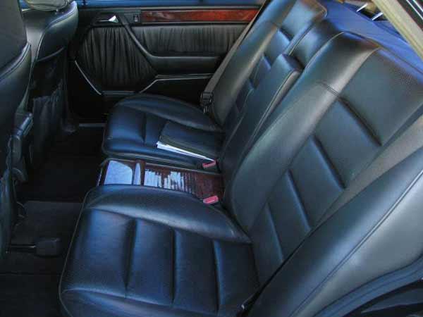 Deel 2 Kleuren van het interieur (zie www.meinbenz.de) - Mercedes ...