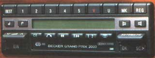 radio mercedes 190 w201 mercedes benz. Black Bedroom Furniture Sets. Home Design Ideas